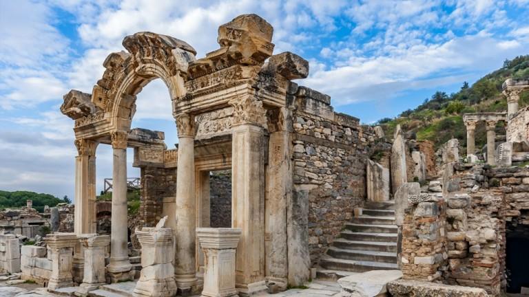 Эфес- древняя-жемчужина-Турции1
