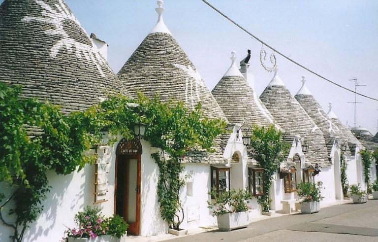 Уютные города Италии